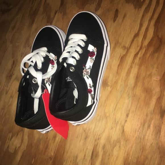 Vans Shoes | Vans Ward Low Girls Skate